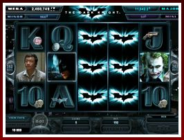 Batman Casino Slots