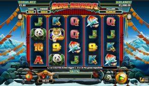 More Monkeys Slot screen big