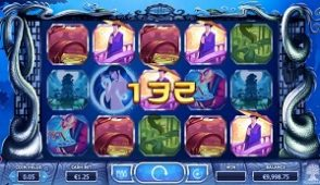 legend of the white snake lady slot screen 313