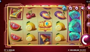 deco diamonds slot screenshot 313