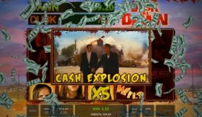 From Dusk Till Dawn Slot screenshot 313