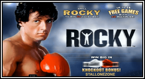Play Rocky Online Slots at Casino.com UK