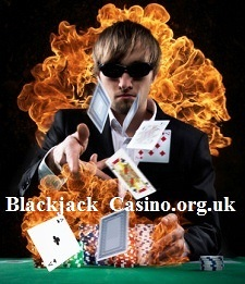 Blackjack at Casino.org.uk