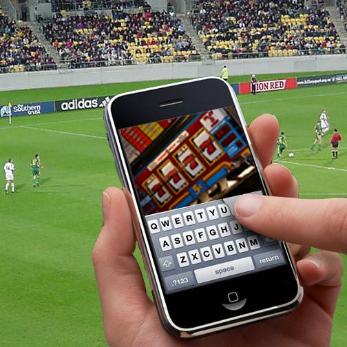 Mobile Gambling Apps