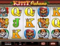 kitty cabana slot screenshot