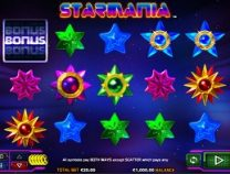 starmania slot screen