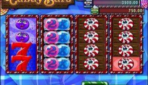 candy bars slot screenshot 313