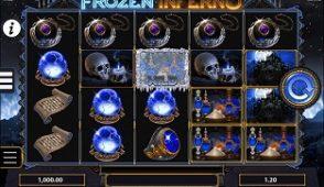 frozen inferno slot screenshot 313