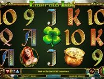 Emerald isle slot screenshot 313