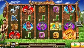 Viking Fire Slot Screenshot 313
