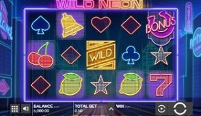 wild neon slot screenshot 313