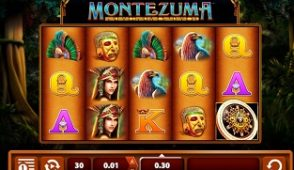 montezuma-slot screenshot 313