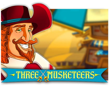 Play Three Musketeers Slot Machine For Free