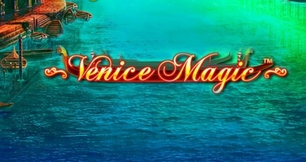 venice magic slot logo