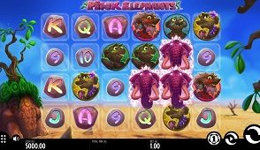 pink-elephants-slot screenshot 313