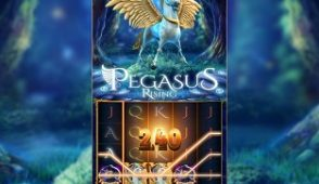 Pegasus Rising Slot screenshot 313