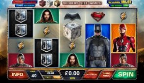 justice league slot screenshot 313