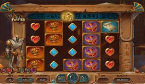 Tuts Twister Slot screenshot 313
