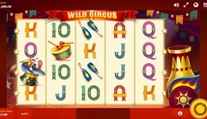 wild-circus-slot screenshot 313