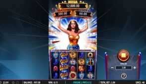 Wonder Woman Bullets and Bracelets Slot screenshot 313